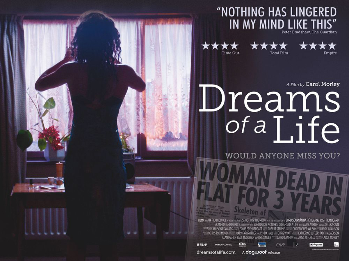 Promotional Poster, dreamsofalife.com
